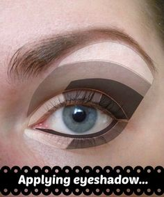 Tips on how to create a classic smokey eye look