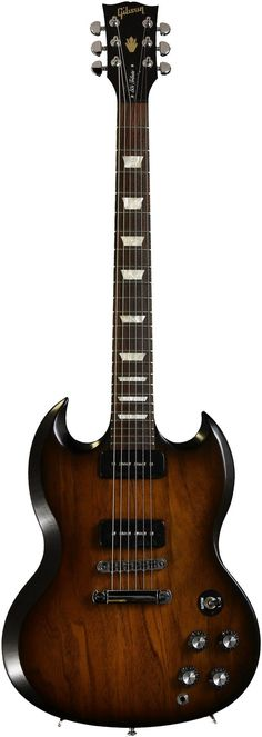 sweetwater progear guitars catalog | Gibson SG '50s Tribute with P-90 (Vintage Sunburst)