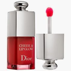 MUA in the city: CHEEK E LIP GLOW DI DIOR PER COLORARE LABBRA E GUA...