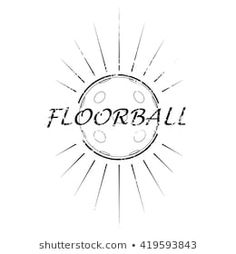 Floorball logo the team and the cup Logos, Sports, Home Decor, Hs Sports, Logo, Sport, Interior Design, Home Interior Design, Home Decoration