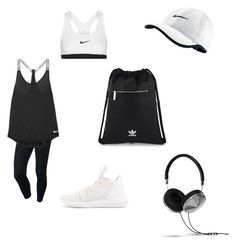 """Untitled #1334"" by tal-haliva on Polyvore featuring NIKE, adidas Originals and Frends"