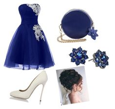 """""""Untitled #80"""" by mirnesa-mirha ❤ liked on Polyvore featuring Dsquared2 and Nina"""
