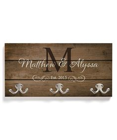 Love this Happy Couple Personalized Coat Hanger by Personalized Planet on #zulily! #zulilyfinds