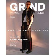 GRIND May 2016 Men's Fashion Magazine