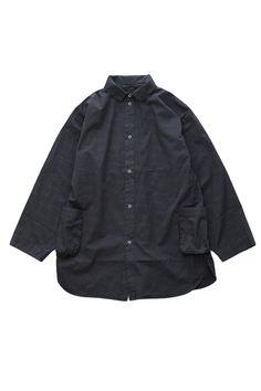 Porter Classic - DOT SHIRT JACKET - BLACK Porter Classic, Shirt Jacket, Raincoat, Dots, Jackets, Shirts, Clothes, Black, Fashion