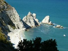 Le splendide spiagge del Conero, da Ancona a Marcelli di Numana