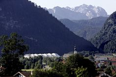 Behnisch Architekten - Project - Inzell Speed Skating Stadium - Image-8