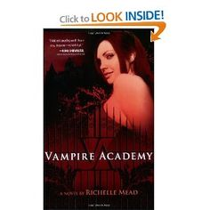 Vampire Academy another great series, series includes: Vampire Academy, Frostbite, Shadowkiss, Blood Promise, Spirit Bound, and Last Sacrifice