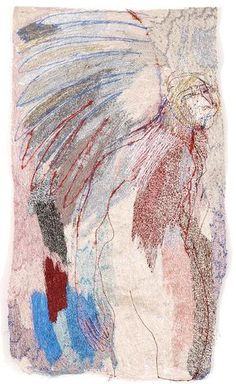 Interview with Alice Kettle, embroiderer - Victoria and Albert Museum