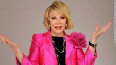 """<a href='http://www.cnn.com/2014/09/04/showbiz/celebrity-news-gossip/joan-rivers-obit/index.html' target='_blank'>Joan Rivers</a>, the sassy comedian whose gossipy """"can we talk"""" persona catapulted her into a career as a headlining talk-show host, best-selling author and red-carpet maven, died September 4. She was 81."""