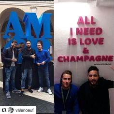 #Repost @valerioeuf #chiostrolove #champagne #friends #love #tuesdaynight #pickoftheday #instalike