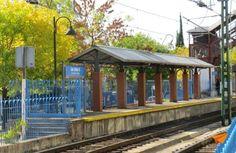 Estação de Trem de San Isidro, Argentina
