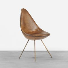 Arne Jacobsen. Drop chair #arnejacobsen