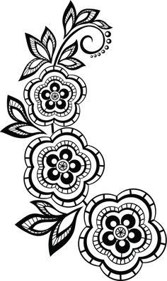 """Mehndi es la forma en la que se denomina a la aplicación de henna, también conocida como """"decoración temporaria de la piel"""" o """"tinta removible para tatuajes"""". El término en cuestión proviene de India, donde se conoce que comúnmente empleaban esta tinta removible en las bodas y en otras festividades.Los diseños,"""