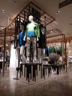 Tokyo: diesel x koichi okamoto installation  trakrecruiting.com - specialist retail & fashion recruiters