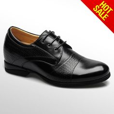 Hot Sell Height Increasing Elevator Shoes For Men $30~$35