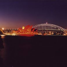 Sydney Harbour, Australia-hopefully one day I'll go there!