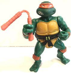 Sewer Playset Right Elevator Wall Part Only Teenage Mutant Ninja Turtles 1989