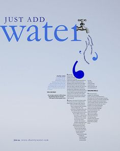 Charity Water- Campaign « APP- Nuclear Disarmament