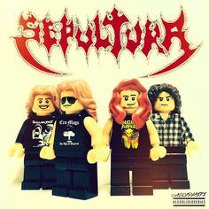 Sepultura LEGO Band