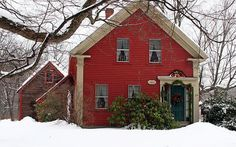 dark red house front door color - Google Search