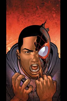 Spider-Man - Miles Morales by David Marquez