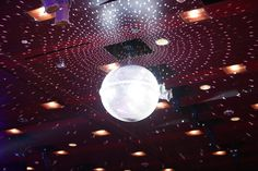 Disco lights never go out of style
