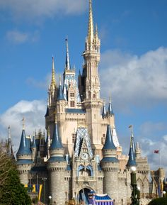 Cinderella's Castle, Orlando Florida