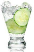 Recette Cucumber Gin tonic