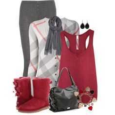 """""""Burberry with Ruffles and Bows"""" by cathy0402 on Polyvore"""