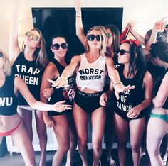 Looking for cool and chic t shirts for you bride squade or bachelorette party? T Take a look at our favorite bridal shower and bachelorette party T shirts. Bachelorette Party Planning, Vegas Bachelorette, Bachelorette Party Shirts, Hen Party Tshirts, Country Bachelorette Parties, Chica Cool, Bridesmaid Shirts, Bridal Shirts, Wedding Bridesmaids