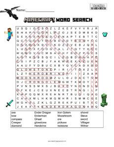 Where are healthy foods? In 3 Word Search Puzzles