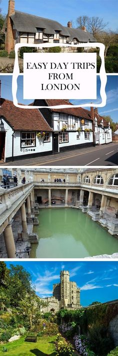 Day trips from London #england