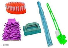 Bath Sets Basic Toilet Cleaning Accessories Basic Toilet Cleaning Accessories Country of Origin: India Sizes Available: Free Size   Catalog Rating: ★4.1 (453)  Catalog Name: Free Gift Basic Toilet Cleaning Accessories CatalogID_556775 C132-SC1587 Code: 282-3949709-