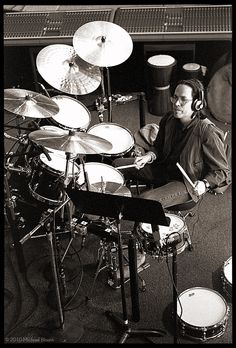 http://custard-pie.com/ Jeff Porcaro - Drummer for Toto and about oh about a…