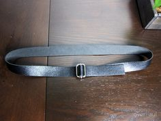 OOH Leather Harness Basic Belt