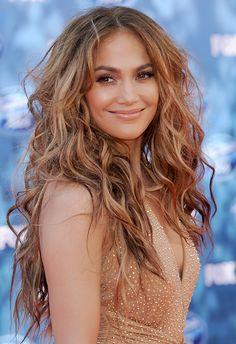 Love.Jennifer Lopez. I must have this hair. Hey @Jennifer Hendricks maybe someday??