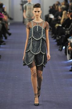 Chanel Haute Couture | Chanel Haute Couture Spring Summer 2012
