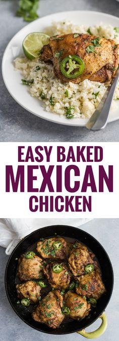 This Easy Baked Mexi