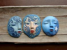 Faces #32 - SetOf3 - 2 | Flickr - Photo Sharing!