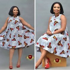 Collection of most beautiful and trendy short ankara dresses, these short African ankara dresse styles for ladies Short Ankara Dresses, African Fashion Ankara, African Fashion Designers, Ankara Gown Styles, Latest African Fashion Dresses, African Dresses For Women, African Print Dresses, African Print Fashion, Africa Fashion