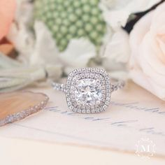 acfc96204ae BOX WITH A MARS FINE JEWELRY ENGAGEMENT RING. wedding chicks