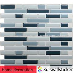 wo finden dekorationen design ideen 3d wandaufkleber online bild andere husliche dekoration - Kche Backsplash Ubahn Fliesen Designideen