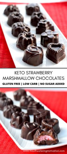 Keto Chocolate Recipe, Keto Chocolate Mousse, Low Carb Chocolate, Gluten Free Chocolate, Easy Gluten Free Desserts, Keto Snacks, Healthy Desserts, Dessert Recipes, Chocolate Calories