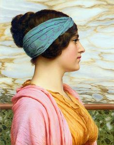 Dorilla  John William Godward - 1913