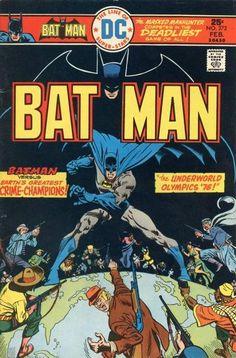 Batman #272