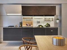 Kitchen Architecture's bulthaup showroom in Oxford #kitchens #bulthaup