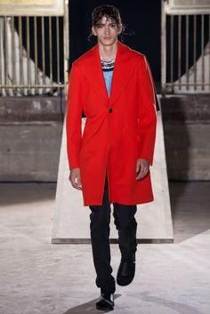 Raf Simons Spring 2015 Menswear Undefined