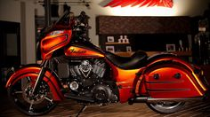 Force Fed - Custom Chieftain | Indian Motorcycle