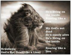 Newsboys Gods Not Dead Lyrics